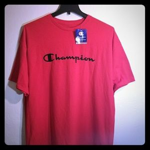 New~Champion Mens Tee